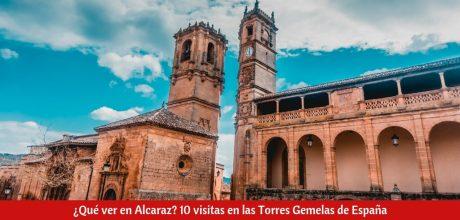 ¿Qué ver en Alcaraz?