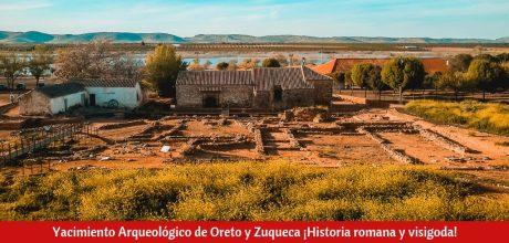 Yacimiento Arqueológico de Oreto y Zuqueca