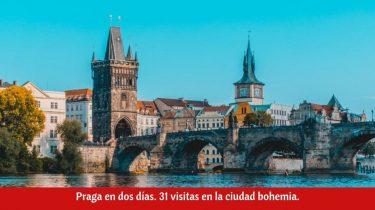 ¿Qué ver en Praga en dos días?