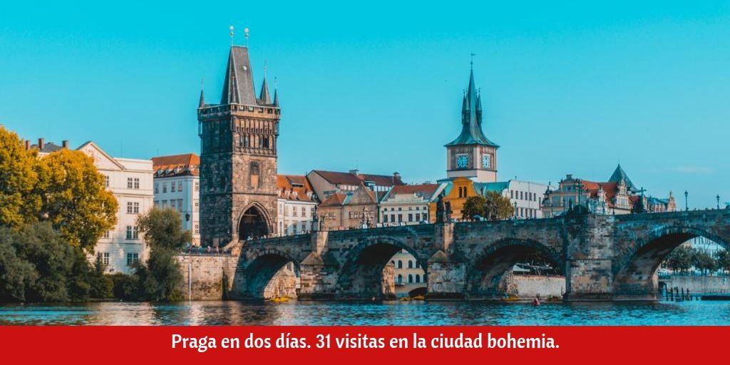Qué Ver En Praga En Dos Días 31 Visitas Guía Gratis