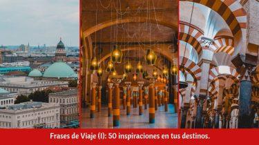 50 frases de viajes