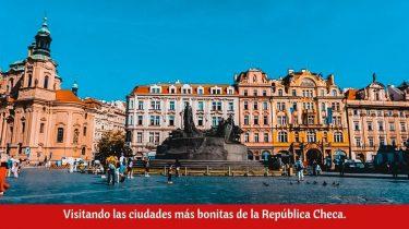 ciudades más bonitas de la República Checa