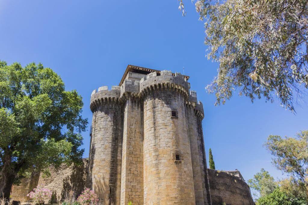 ¿Qué ver en Granadilla? El Castillo.