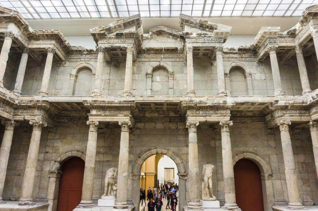 Museo de Pérgamo: uno de los museos virtuales gratis