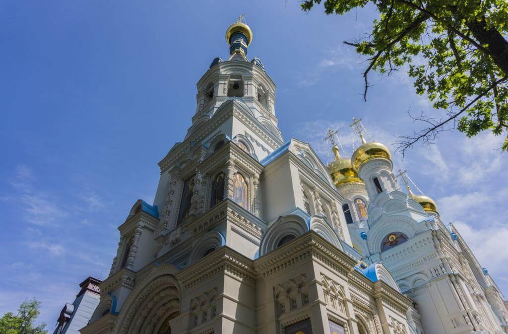 Iglesia Ortodoxa de Pedro y Pablo.