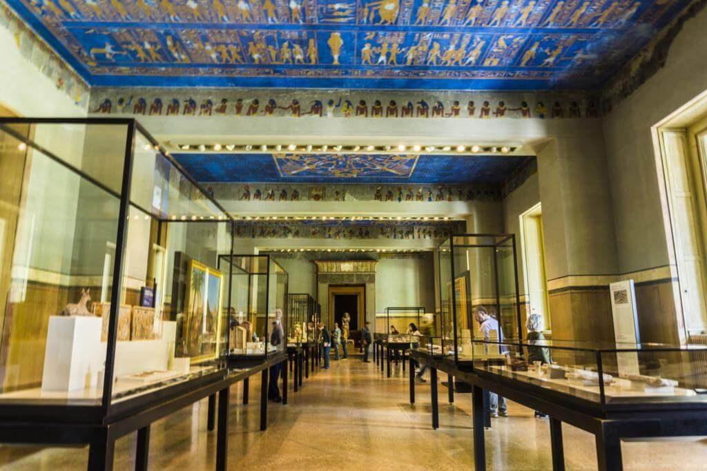 Museo Nuevo de Berlín.