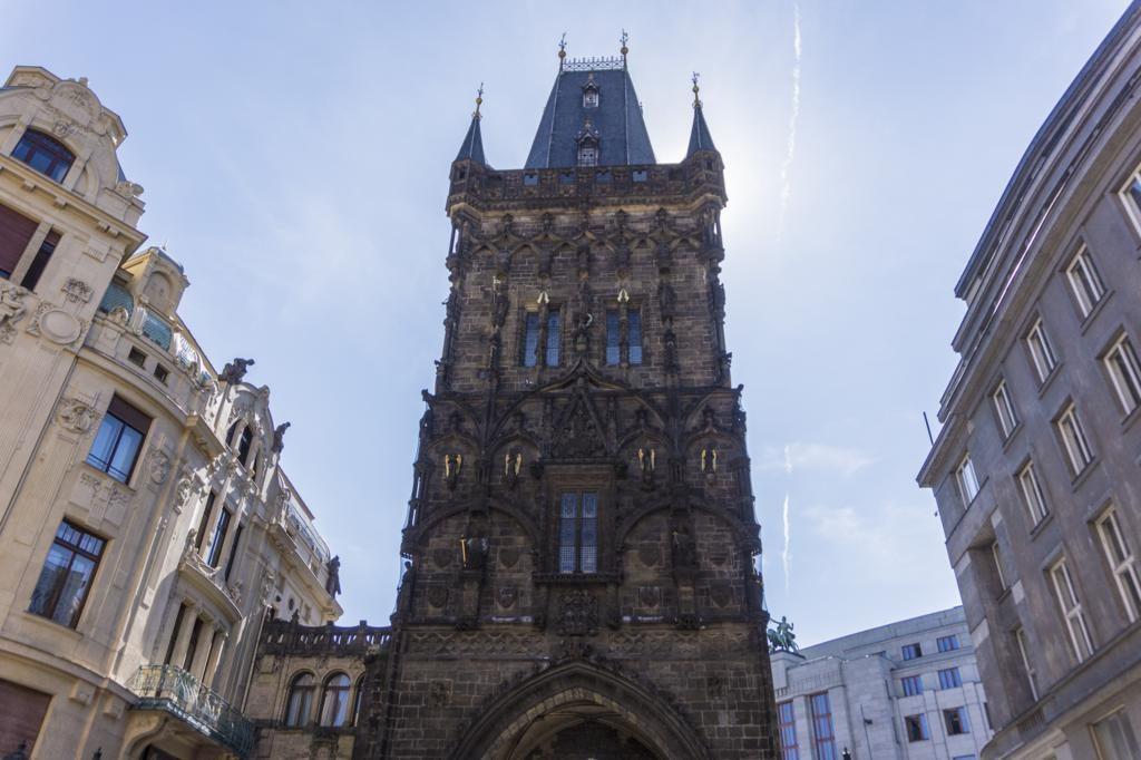 Torre de la Pólvora.