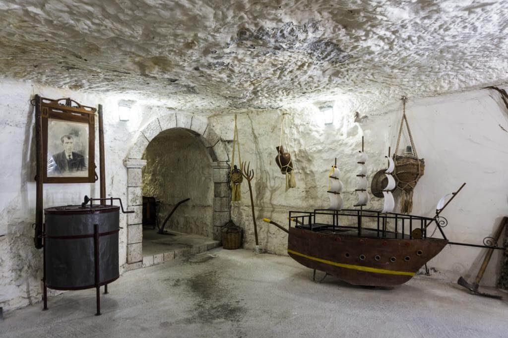 Cueva de Garadén.