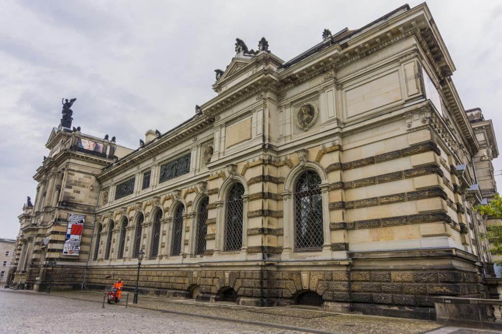 ¿Qué ver en Dresde en 1 día? Albertinum.