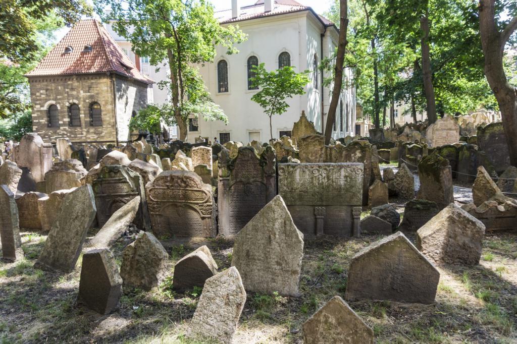 ¿Qué ver en Praga en dos días? Cementerio Judío.