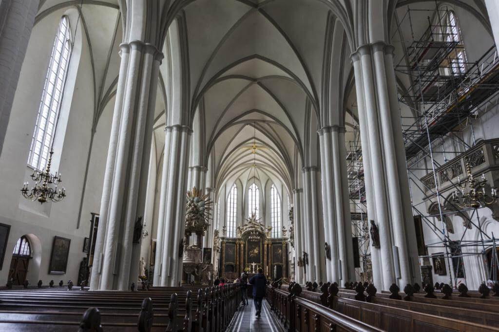 Iglesia de Santa María de Berlín.