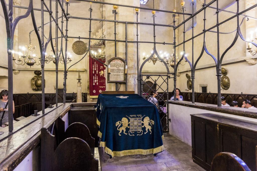 Sinagoga Vieja-Nueva.