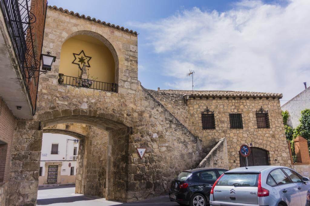 Puerta de la Estrella.