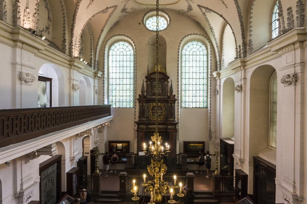 Sinagoga Klausen.