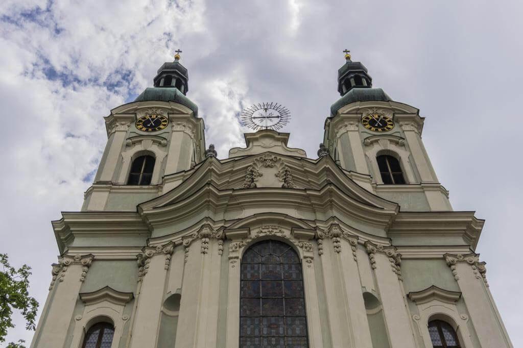 Iglesia de Santa María Magdalena.