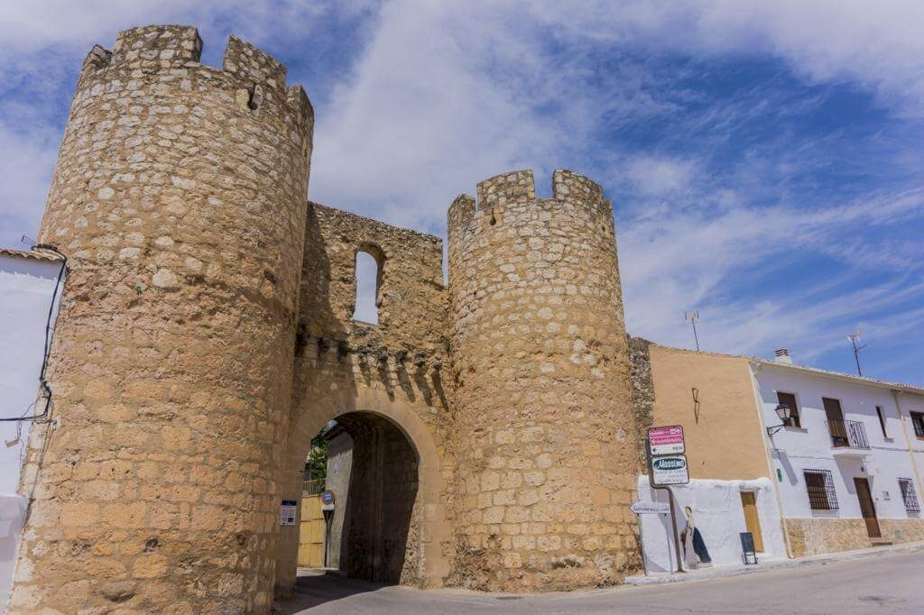Puerta de Chinchilla.