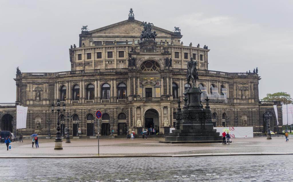 Semper Opera House.