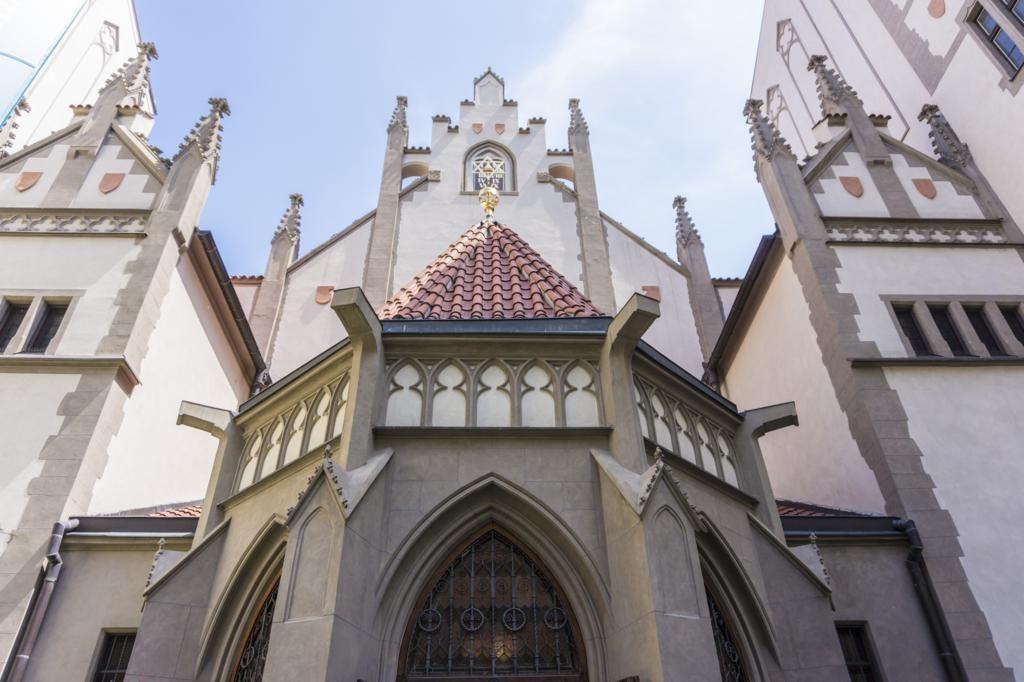 ¿Qué ver en Praga en dos días? Sinagoga Maisel.