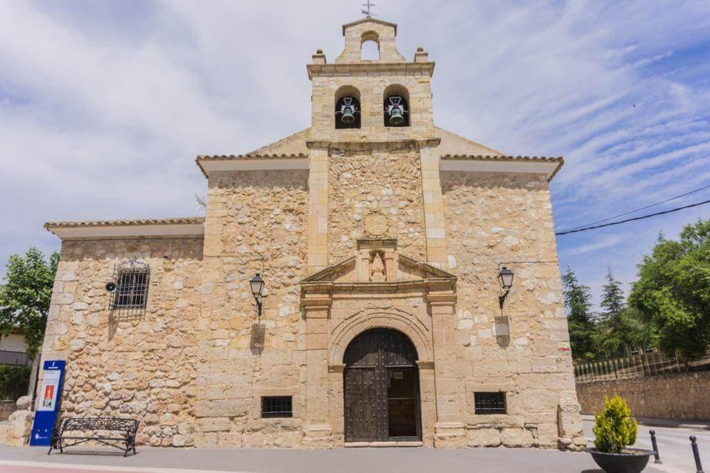 ¿Qué ver en Belmonte? Ermita de la Virgen de Gracia.