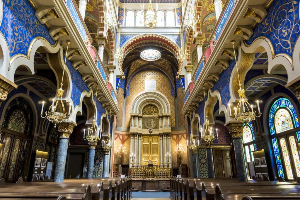 Sinagoga Jerusalén en Praga.