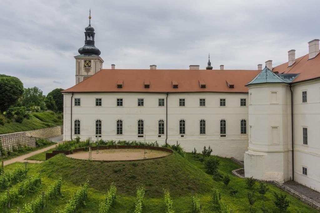 Colegio de los Jesuitas en Kutná Hora.
