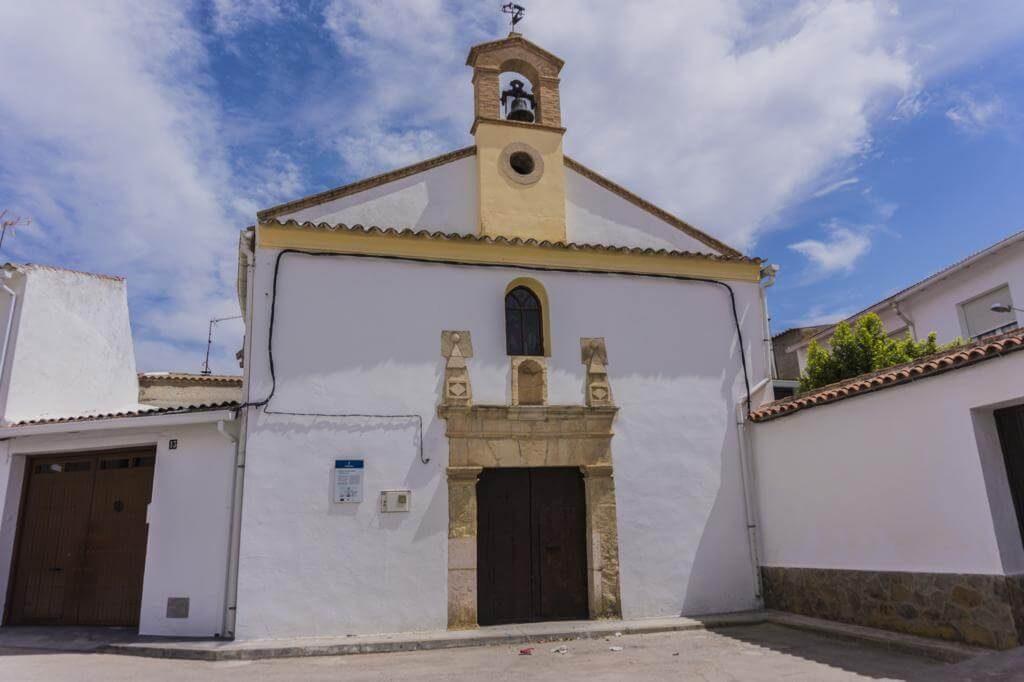 Ermita de San Antón y Santa Lucia.