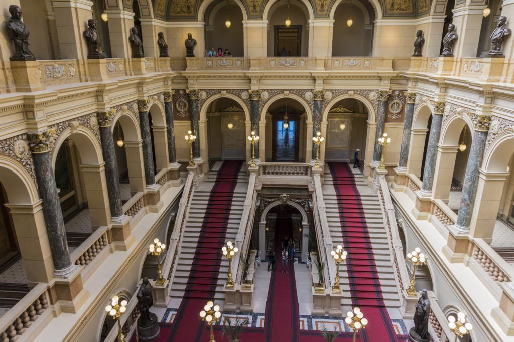 Museo Nacional de Praga.