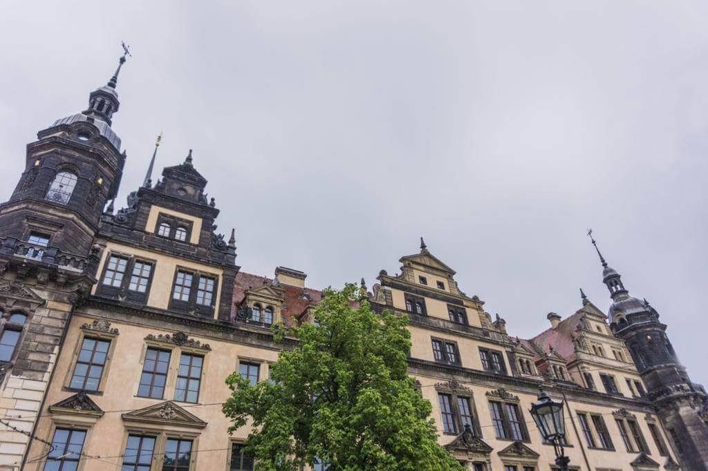 Palacio Real de Dresde.