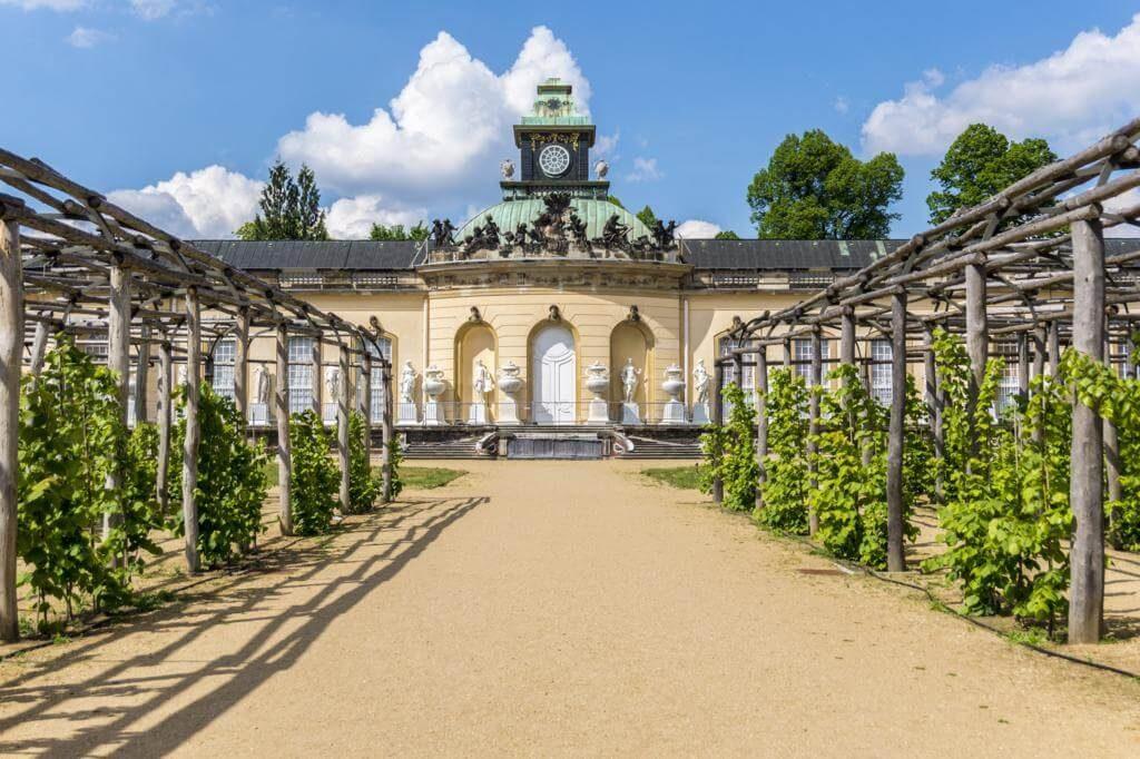 ¿Qué ver en Potsdam en un día? Galería de imágenes.