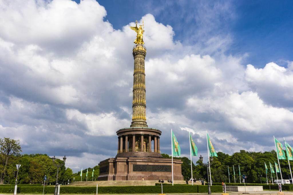 Columna de la Victoria.