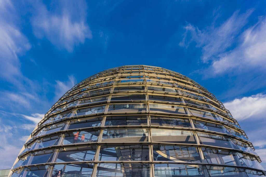 Parlamento de Berlín.