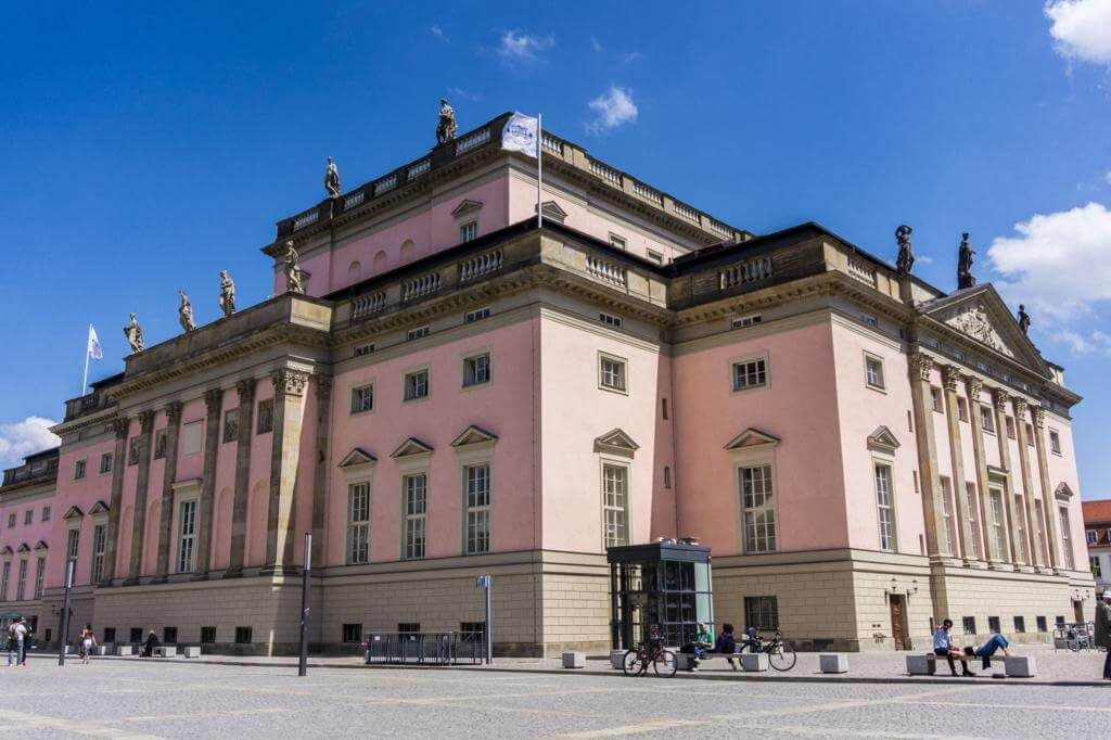 Ópera de Berlín.
