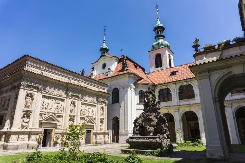 Santuario de Loreto  de Praga.