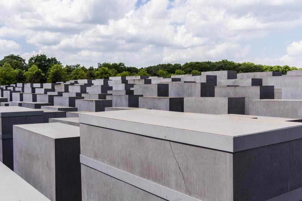 Monumento a los Judíos de Europa Asesinados.