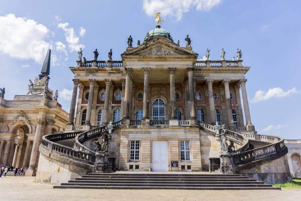 Universidad de Potsdam.