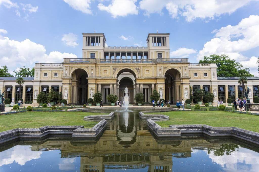 Palacio de la Orangerie.