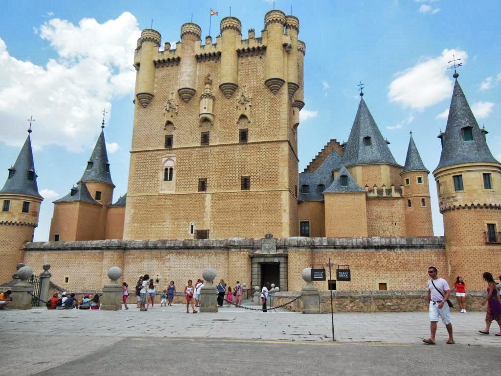 Segovia (Castilla Y León).