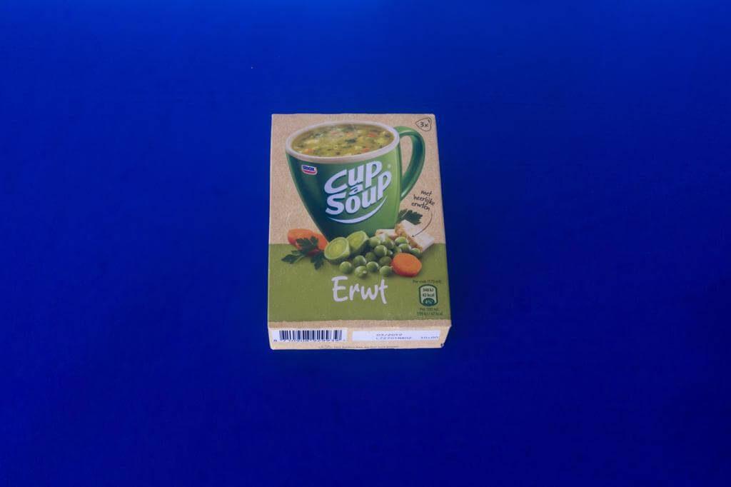 Cup-a-Soup Guisantes.
