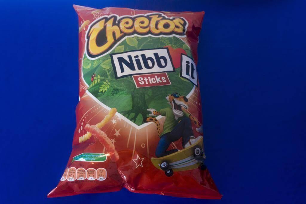 Vamos a comprar productos de Holanda online: Nibb It Sticks.