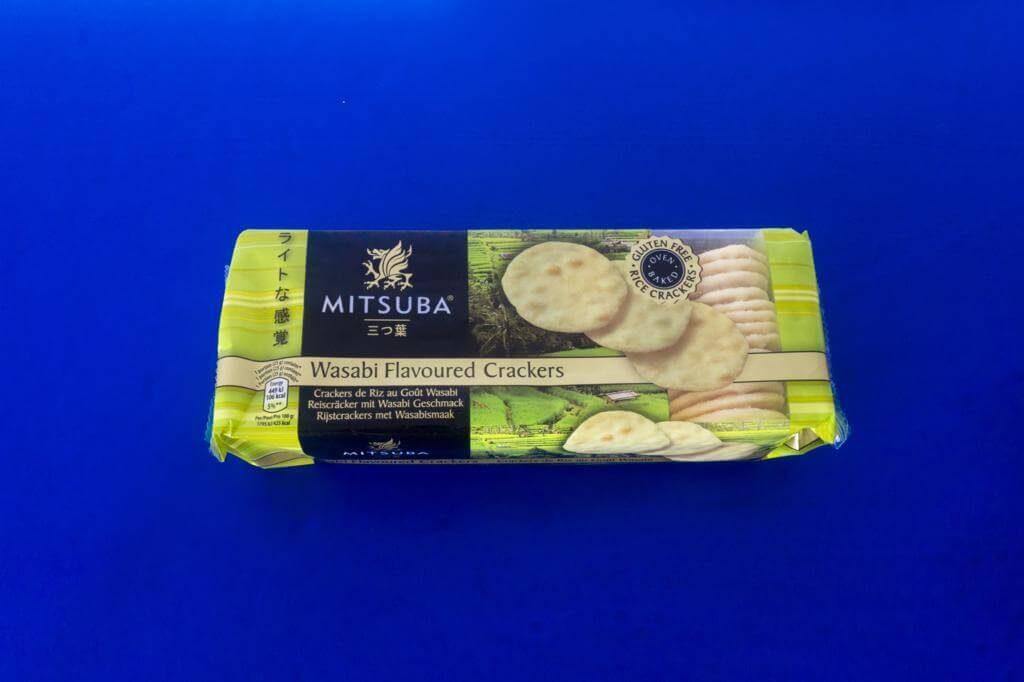 Wasabi Crackers.