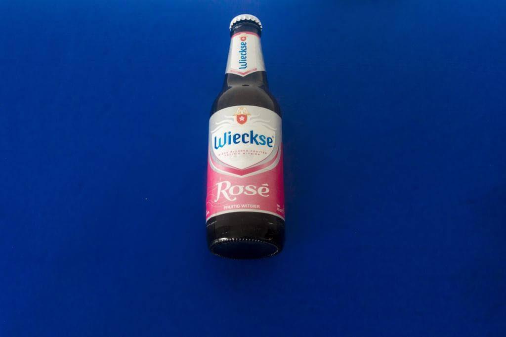 Probamos la Wieckse Rosé tras comprar productos de Holanda online