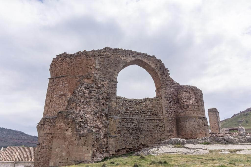 Acueducto de Alcaraz.