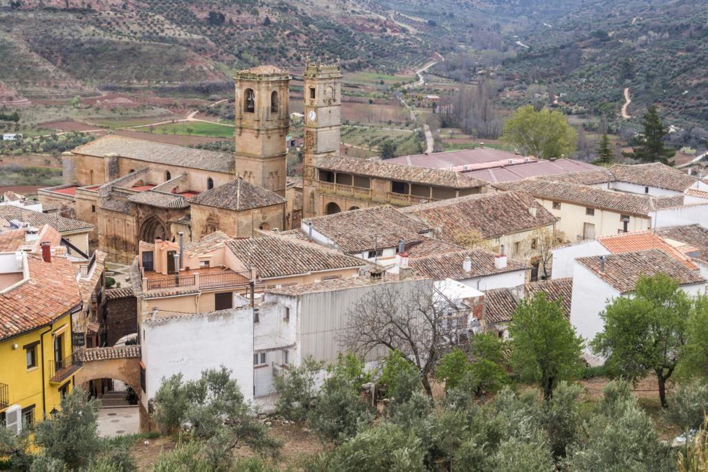Panorámica desde el Castillo. ¿Qué ver en Alcaraz?