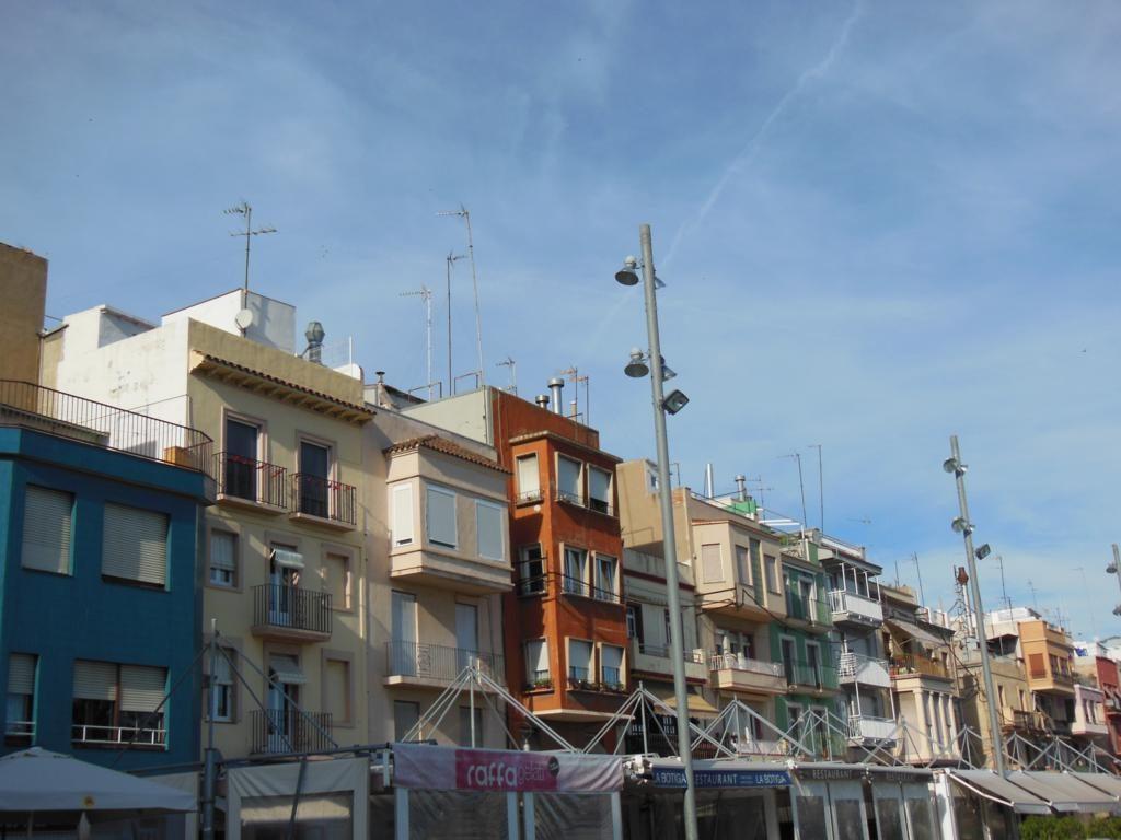 Barrio de El Serrallo.
