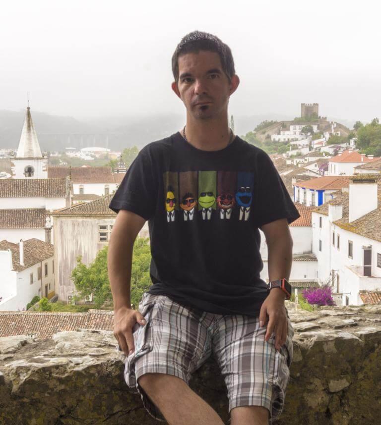 Obidos - Camiseta Reservoir Muppets.