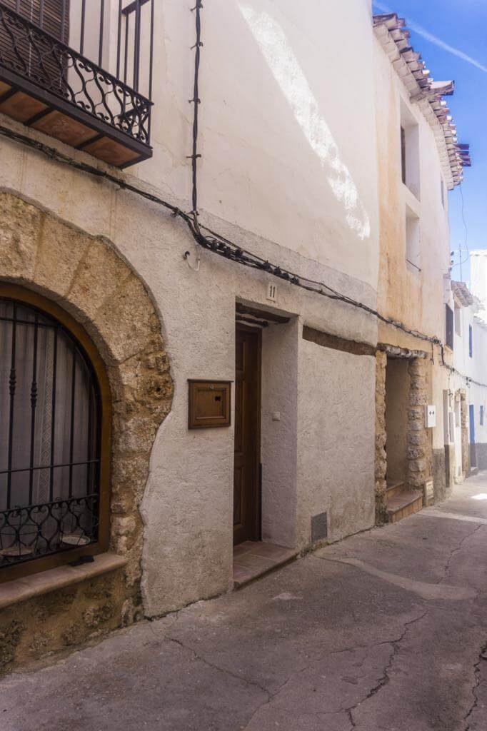 Calle Albayacín.