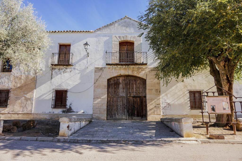 Casa de Postas de Tembleque.