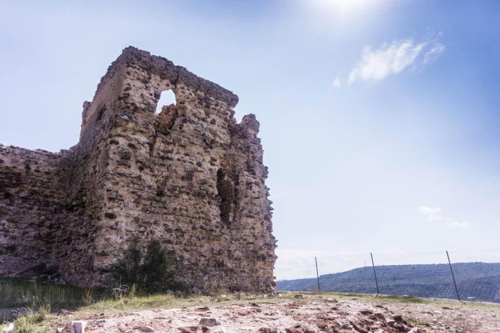 Castillo de Alcaraz.