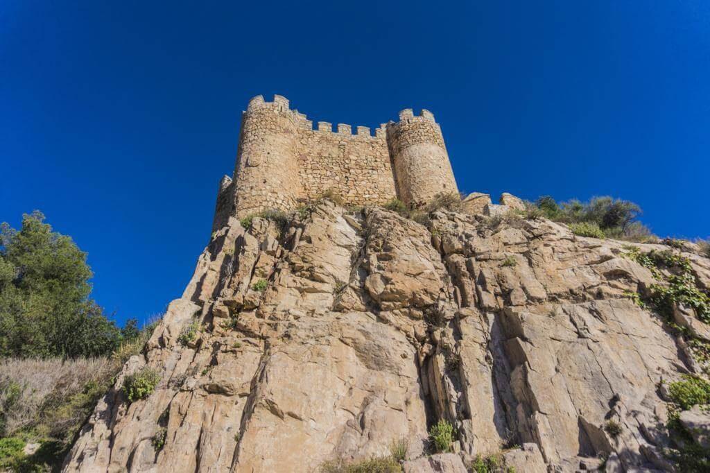 Castillo de Almansa.