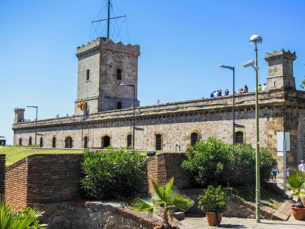 Castillo de Montjüic.